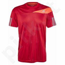 Marškinėliai tenisui Adidas Response Tee M AA7115