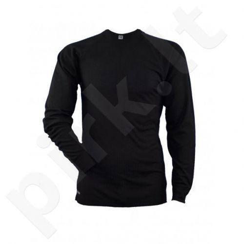 Termo marškinėliai vaikams 29308 152 20 black ilgomis rankovėmis