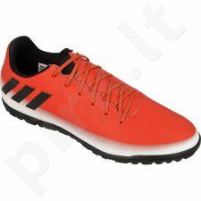 Futbolo bateliai Adidas  Messi 16.3 TF Jr BB5646