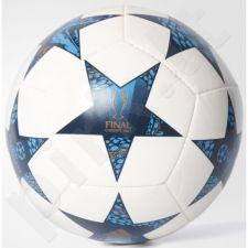 Futbolo kamuolys Adidas Champions League Finale 17 Cardiff Mini AZ9608