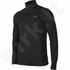 Marškinėliai treniruotėms Under Armour Threadborne Fitted 1/4 Zip M 1290270-001