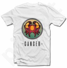 """Marškinėliai """"Zodiakas: Vėžys"""""""