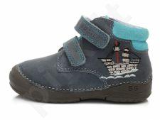 D.D. step tamsiai mėlyni batai 19-24 d. 038251u
