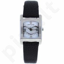 Moteriškas laikrodis Romanson RL1254 LW WH