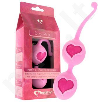 Feelz Toys - Desi Love Balls Rožiniai