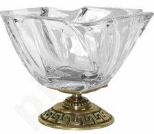 produktas dekoratyvinis stiklas + žalvaris