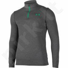 Marškinėliai treniruotėms Under Armour Threadborne Fitted 1/4 Zip M 1290270-008