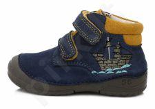 D.D. step tamsiai mėlyni batai 19-24 d. 038251au