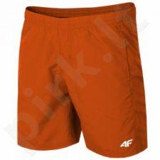 Šortai 4F M H4L19-SKMT001B 70S pomarańcz