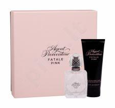 Agent Provocateur Pink, Fatale, rinkinys kvapusis vanduo moterims, (EDP 50 ml + kūno kremas 100 ml)