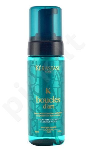 Kerastase K Boucles D´Art Curls Aqua-Mousse, kosmetika moterims, 150ml