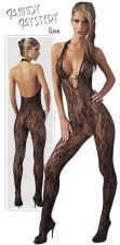 Catsuit with Pearls S/M
