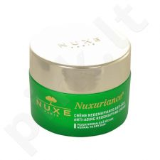 Nuxe Nuxuriance Anti-Aging dieninis kremas Normal To Dry Skin, kosmetika moterims, 50ml, (testeris)