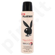 Playboy Play It Lovely, dezodorantas moterims, 150ml