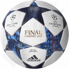 Futbolo kamuolys Adidas Champions League Finale 17 Cardiff Official Match Ball AZ5200