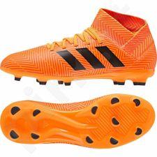Futbolo bateliai Adidas  Nemeziz 18.3 FG Jr DB2352
