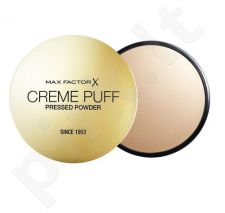 Max Factor Creme Puff Pressed Powder, 21g, kosmetika moterims  - 55 Candle Glow