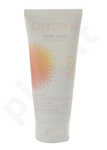 Diet Esthetic Bronzana Facial kremas SPF50+, kosmetika moterims, 75ml