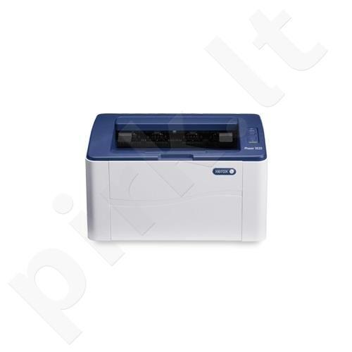 Spausdintuvas Xerox Phaser 3020V_BI PRINTER