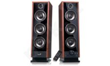 Genius Speakers SP-HF2020 V2, 60W, wood, remote control