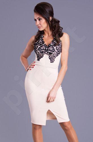 Emamoda suknelė - rožinė 8011-3