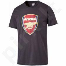 Marškinėliai Puma Arsenal Football Club Fan Tee M 749297121
