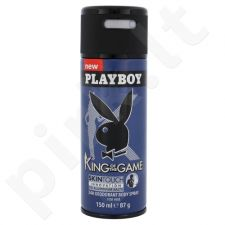 Playboy King of the Game, dezodorantas vyrams, 150ml