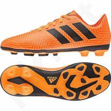 Futbolo bateliai Adidas  Nemeziz 18.4 FxG Jr DB2355