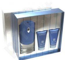 Givenchy (EDT 100 ml + 50 ml dušo želė + 50 ml balzamas po skutimosi) Blue Label, rinkinys vyrams
