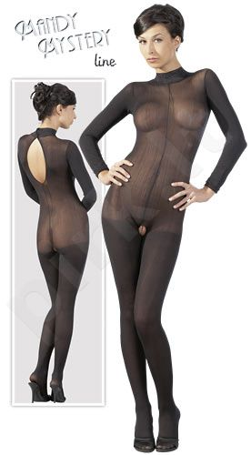 Long-sleeved Catsuit (S/M)