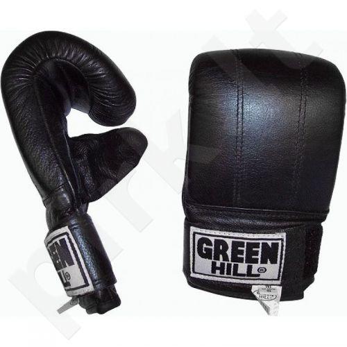 Pirštinės  Green Hill Mitt Tiger juodas