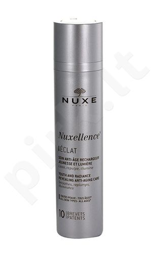 Nuxe Nuxellence Eclat Youth And Radiance Anti-Age Care, kosmetika moterims, 50ml, (testeris)
