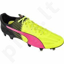 Futbolo bateliai  Puma evoSPEED SL II Tricks FG M 10366201