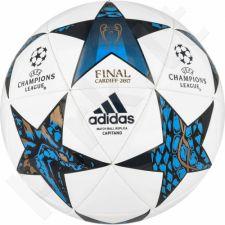 Futbolo kamuolys Adidas Champions League Finale 17 Cardiff Capitano AZ5204