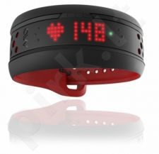 FUSE heart rate training + activity tracker (Crimson)