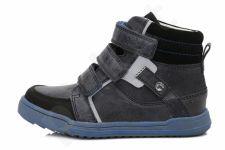D.D. step tamsiai mėlyni batai 28-33 d. da061632