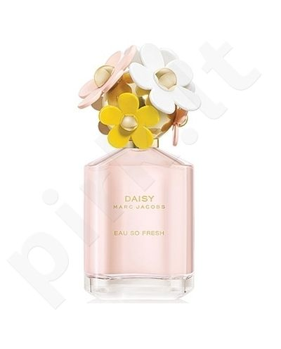 Marc Jacobs Daisy Eau So Fresh, tualetinis vanduo (EDT) moterims, 125 ml