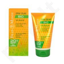 Frais Monde Sun kremas Bio SPF20, kosmetika moterims, 150ml
