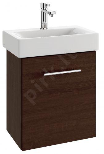 Vonios kambario spintelė su praustuvu 5006 D50 dab. czek.