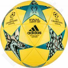 Futbolo kamuolys Adidas Champions League Finale 17 Cardiff Capitano AZ5205