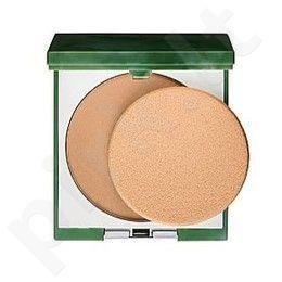 Clinique Stay-Matte, Sheer Pressed Powder, kompaktinė pudra moterims, 7,6g, (03 Stay Beige)