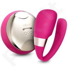 Vibratorius porai LELO Tiani 3 (rožinis)