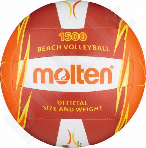 Tinklinio kamuolys beach training V5B1500-RO sint. oda