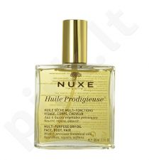 NUXE Huile Prodigieuse, Multi Purpose Dry Oil Face, Body, Hair, kūno aliejus moterims, 100ml, (Testeris)