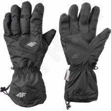 Pirštinės slidinėjimo 4f M C4Z16-REM001 juodas