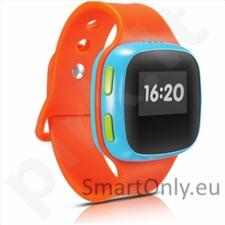 Alcatel Movetime Kids Watch SW10-2J Orange/Blue, Waterproof, Warranty 12 year(s)