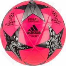 Futbolo kamuolys Adidas Champions League Finale 17 Cardiff Capitano AZ9606
