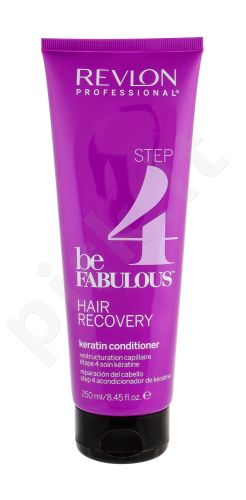Revlon Professional Be Fabulous, Hair Recovery, kondicionierius moterims, 250ml
