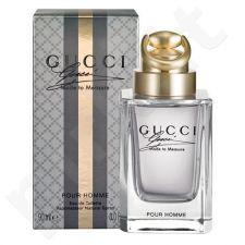 Gucci Made to Measure, tualetinis vanduo (EDT) vyrams, 50 ml