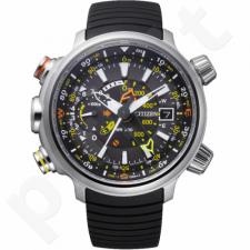 Vyriškas laikrodis Citizen Promaster Land Altichron BN4021-02E